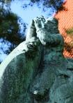 Statue of Sven Hedin