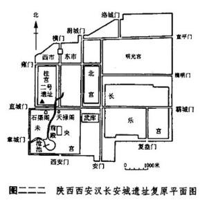 漢長安城未央宮